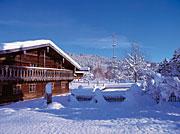 Winterlandschaft am Nationalpark Bayerischer Wald